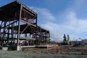 Soon to Open: New Performing Arts Center