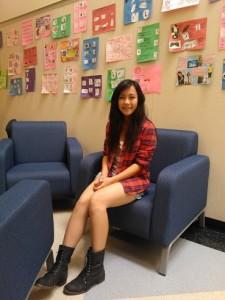 Student Spotlight: Keilani Taylor-Pham
