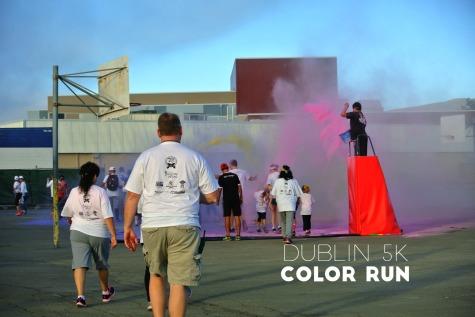 A Splash of Color!