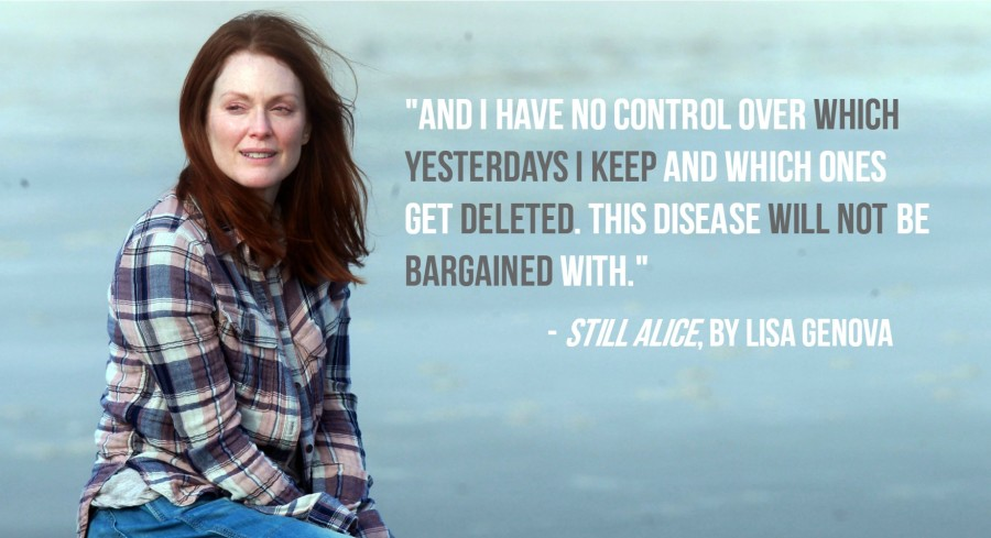 psychology in still alice the movie essay Psychology is the science  (but still less does another thinking subject suffer  beginning with ivan sechenov's 1873 essay, who is to develop psychology and.