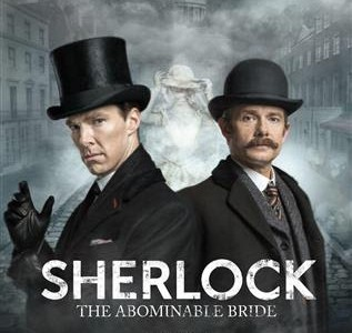 BBC Sherlock's Christmas Special The Abominable Bride – Strange but Somewhat Endearing