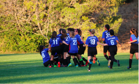 Barcelona U19 Wins Third Place – Walnut Creek Tournament 2016