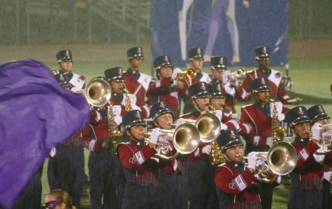 DHS Band and Color Guard Have a Fantastic Field Show Season