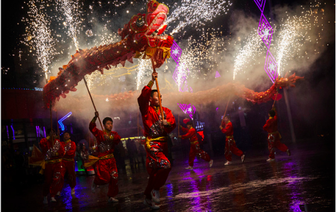 DHS Students' Lunar New Year Celebrations