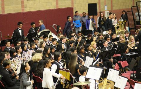 Annual District Concert was Especially Heartwarming as Fallon Band Director Leaves DUSD After Thirty Years