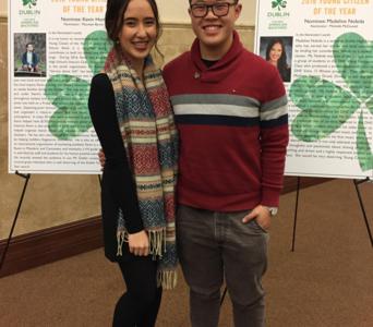 Student Spotlight: Kevin Hom and Maddi Nobida
