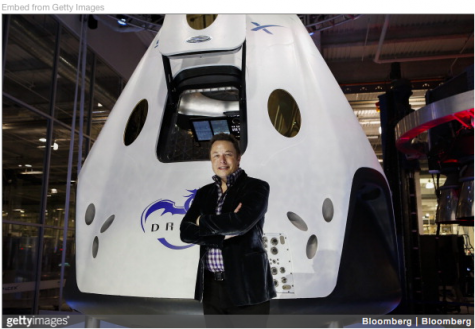 SpaceX Aims For The Moon