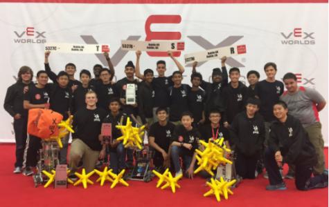 Gael Force Robotics Takes Home Awards at VEX Robotics World Championships