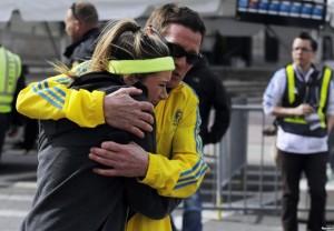 Tragedy At Boston Marathon