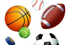ABOVE: Various sports.