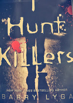 Book Review: I Hunt Killers
