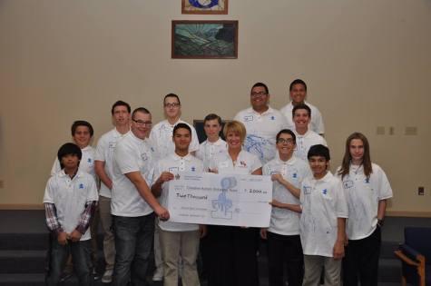 Sophomore raises $2,000 for autism research