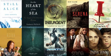 Top 5 Books to Read Before the Movies