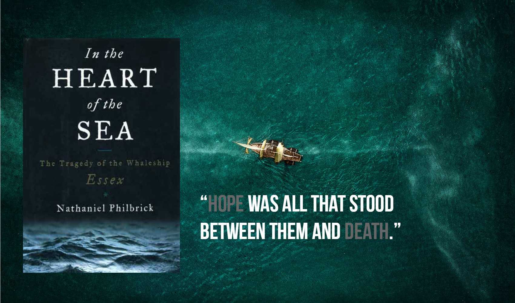 Quote About The Sea: Top 5 Books To Read Before The Movies