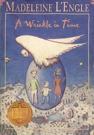 Newbery Award Winner A Wrinkle in Time an Interesting Summer Fantasy Read