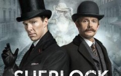 BBC Sherlock's Christmas Special The Abominable Bride - Strange but Somewhat Endearing