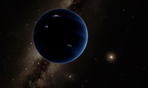 A Newly Discovered Planet 9