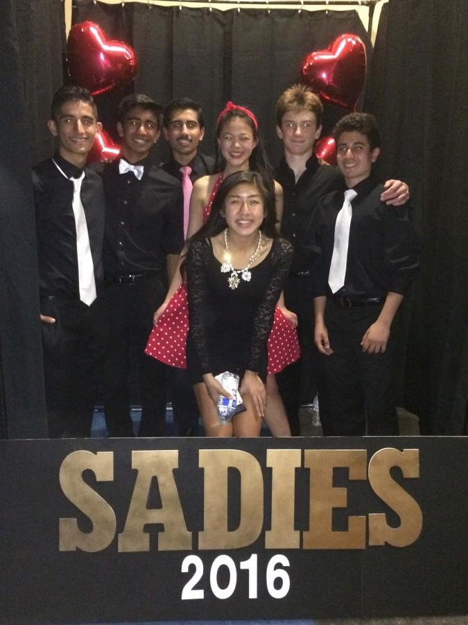 DHS Kicks Off Valentine's Day Weekend at Sadie's