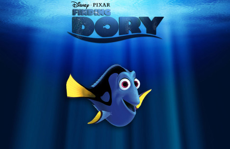 Ellen DeGeneres reprised her role as Dory in this sequel to
