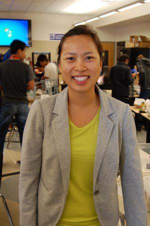Mrs. Chou