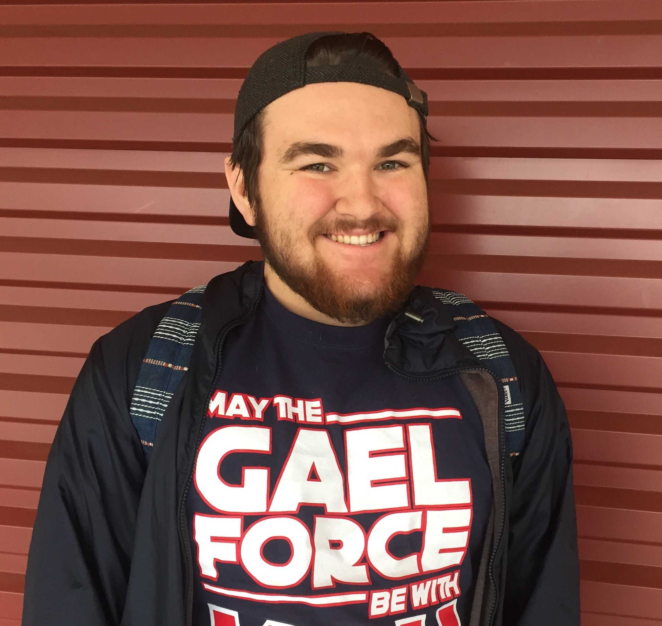 Senior Mathew Glenn will play John Proctor in the upcoming fall play.