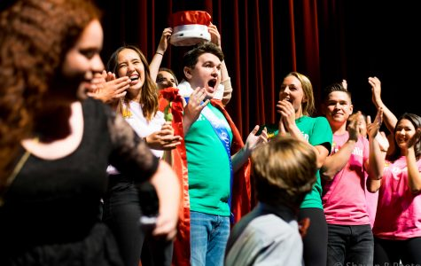 Matthew Glynn is overjoyed to be announced as Mr. Dublin!