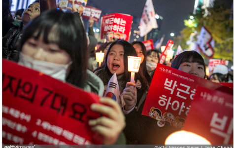 """""""She's just a puppet"""": DHS Reacts to South Korea Corruption Scandal"""
