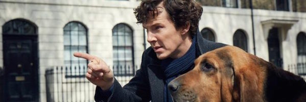 Sherlock and Toby from