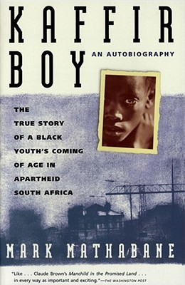 Mark Mathabane, Author of Kaffir Boy, Coming to DHS