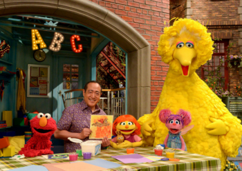 Julia, Sesame Street's New Muppet With Autism