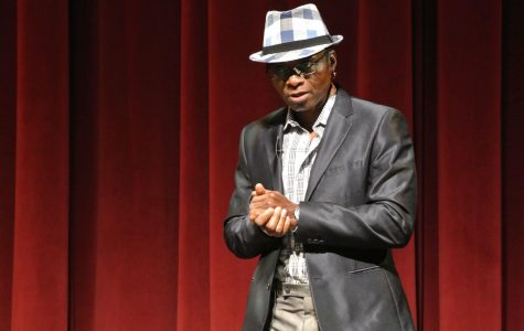 Dare to be Different: Mark Mathabane Speaks at Dublin High School