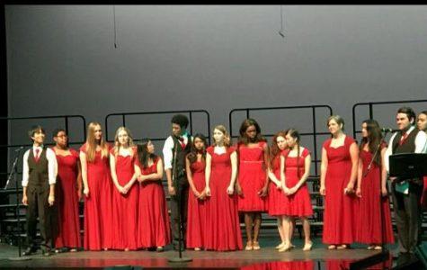 Final Choir Concert is a Smash Hit