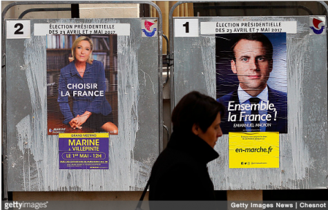 The French Presidential Elections: Scandals, Surprises, and Suspense