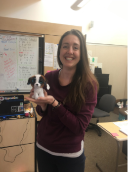 Teacher Spotlight: Ms. Sheaff