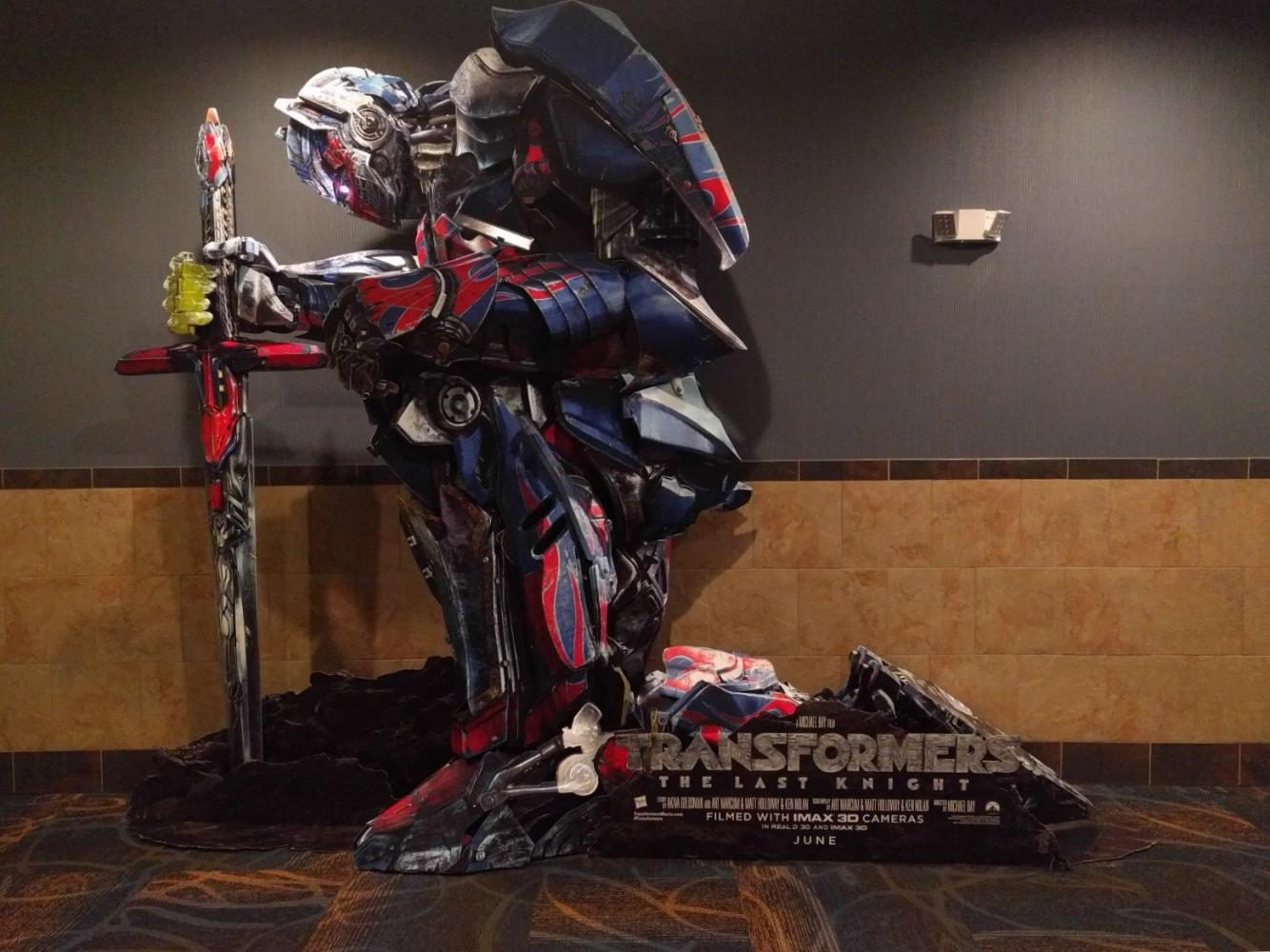 Transformers: The Last Knight - A Spellbinding Experience