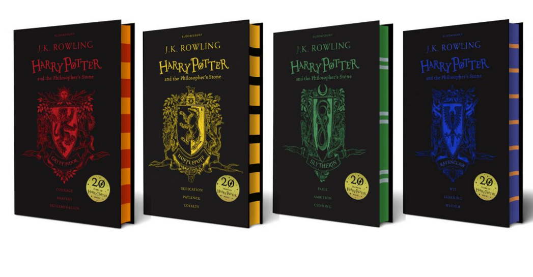 The+four+hardcover+House+editions+for+the+20th+anniversary.