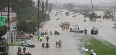 Hurricane Harvey: How Texas Has Been Affected