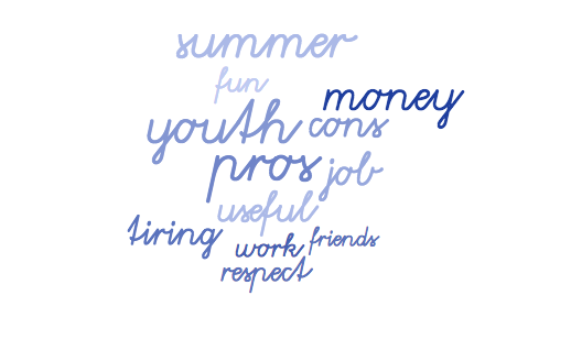Summer Jobs - Take It Or Leave It?