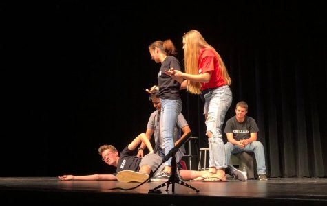 Improv the Nation! An Impromptu Night of Fun and Games You Can't MIss