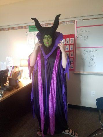 DHS Celebrates Halloween!