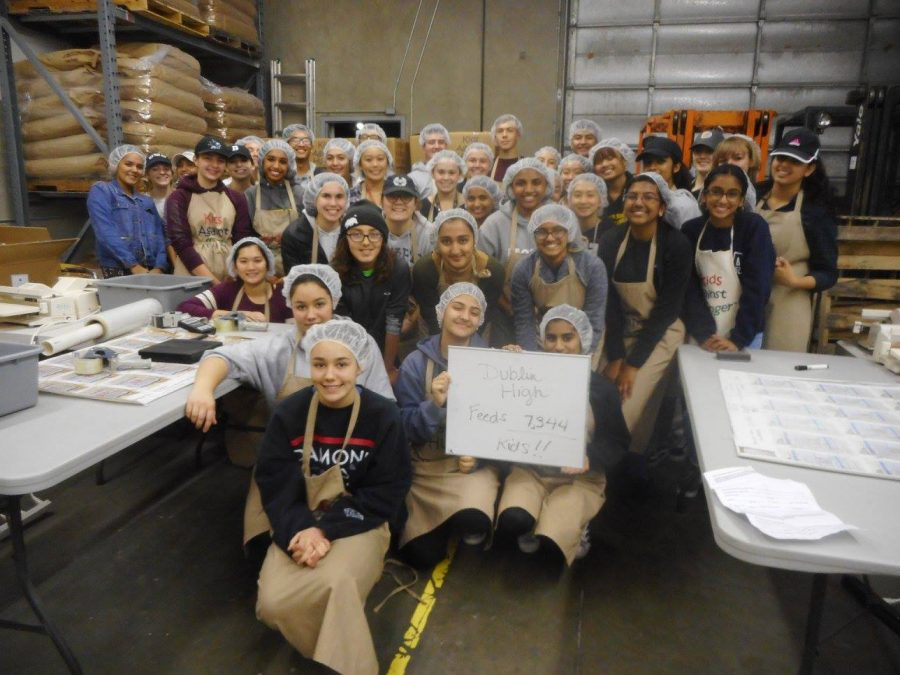 Kids Against Hunger: Feeding Hungry Bellies With Full Hearts