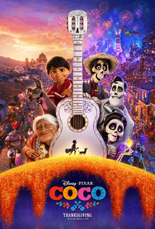 Coco – Yet Another Moving Disney Film