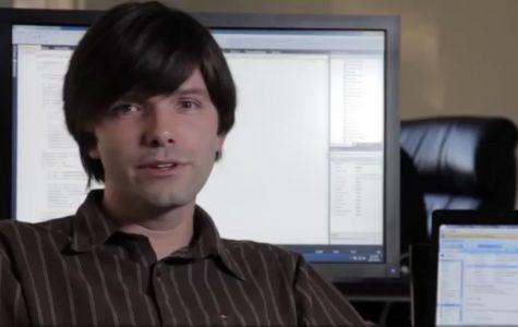 Google Software Engineer Otavio Good Gives a Fascinating Talk to DHS Engineering Students