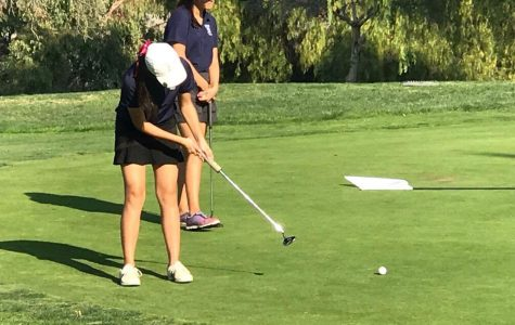 Julia Ni: Dublin High's Golf Team at NCS