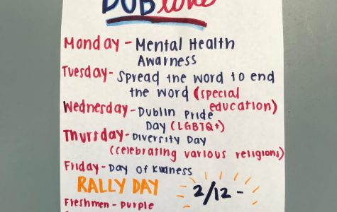 DubLove: A Week of Unity, Empowerment, and, Above All, Love