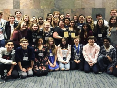 Lenaea High School's 2018 Theatre Festival
