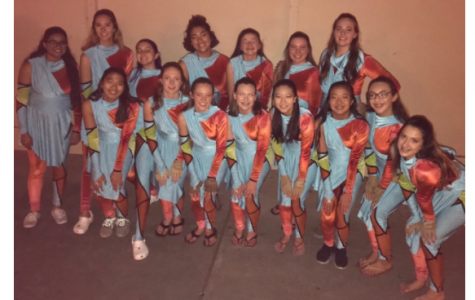 2018-2019 Winter Guard – Let the Games Begin