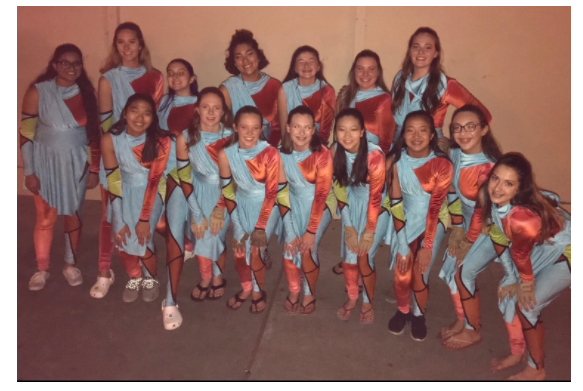 2018-2019 Winter Guard - Let the Games Begin