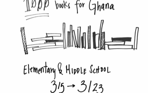 Building a Library in Ghana, One Book at a Time