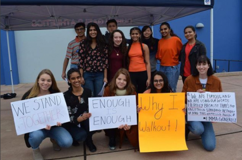 Student Spotlight: Devika Dixit, a Speaker from the Walkout